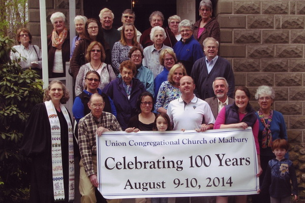 100th Anniversary of the church building.
